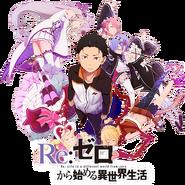 Re- Zero kara Hajimeru Isekai Seikatsu