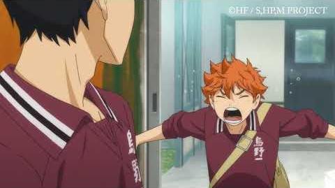 Haikyu!! - Clip 01 (dt