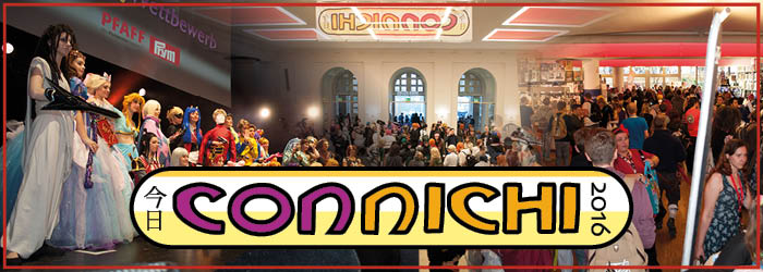 Connichi 2016 Banner