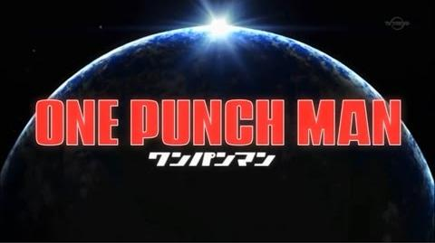 One Punch Man Opening HD ワンパンマン