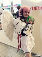 Cosplay Angel