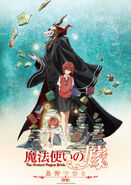 The Ancient Magus' Bride Anime