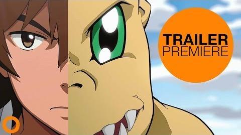 Digimon Adventure tri. Chapter 1 Reunion - Trailer Premiere (deutsch)