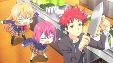 Food Wars Anime Screenshot