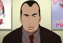 Paranoia Agent Detektiv Ikari