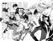 Ouran Illu Manga
