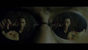 Matrix-pille