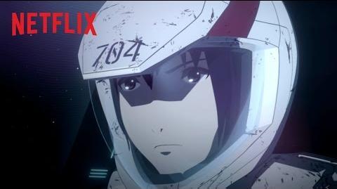 Knights of Sidonia – Staffel 2 – Offizieller Trailer – Netflix (Deutsche)