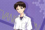 NGE Shinji