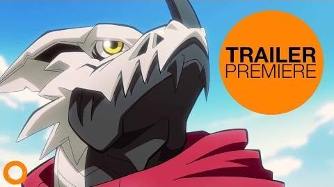 Digimon Adventure tri. Chapter 2 Determination - Trailer Premiere (deutsch)