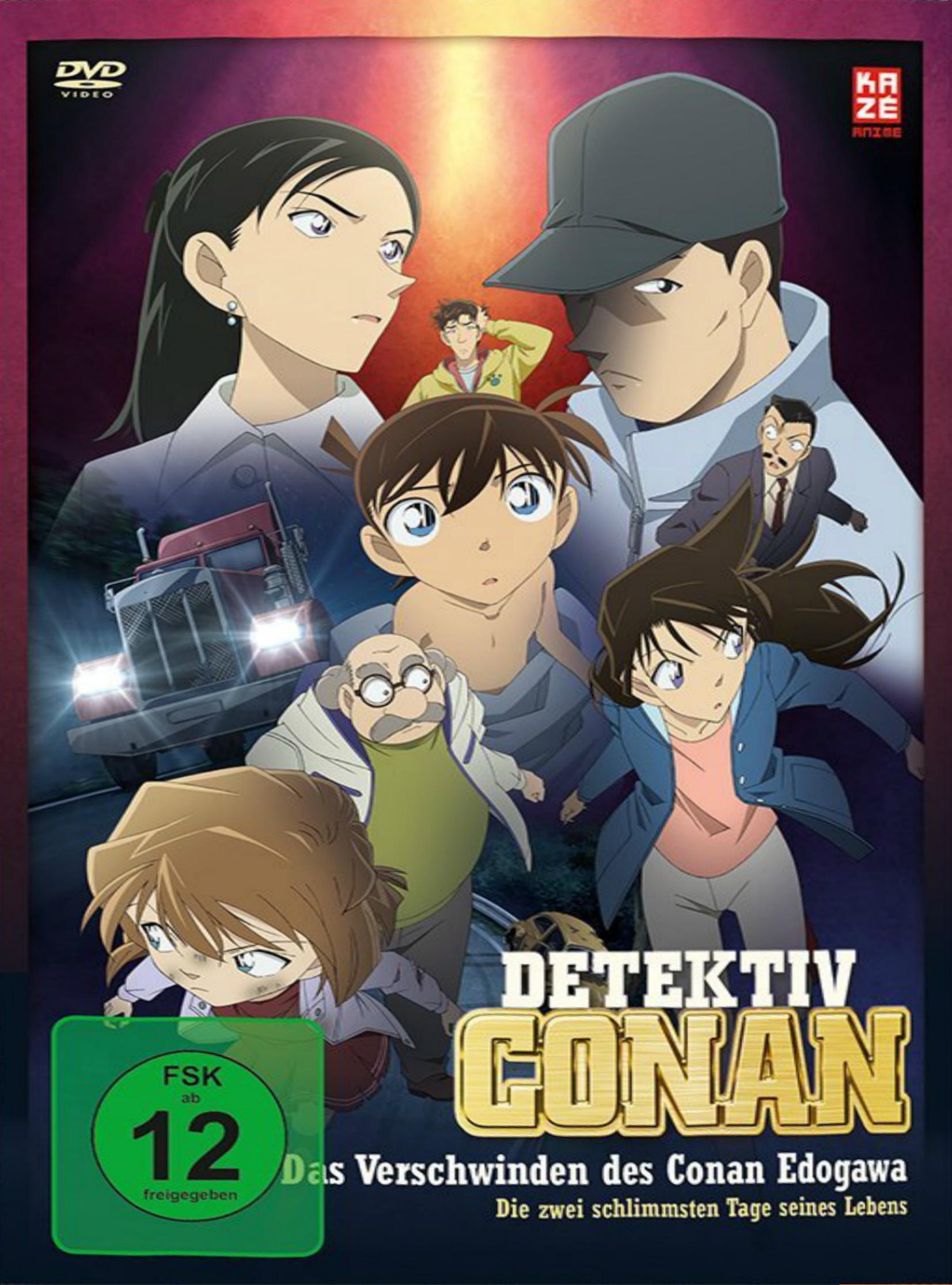 Das Verschwinden Des Conan Edogawa Die Zwei Schlimmsten Tage Seines Lebens