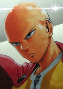 Saitama One Punch Man 3