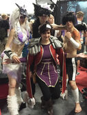 Gamescom 2016 Cosplay 18