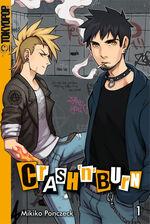Crash and Burn Manga