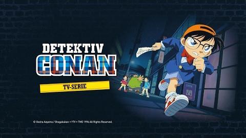 Detektiv Conan - die TV-Serie (Anime-Trailer)