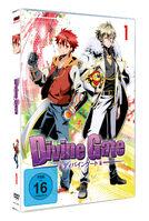 Divine gate 01 dvd cover 3d