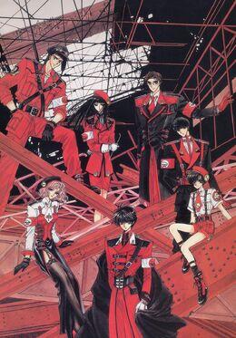 Himmelsdrachen X Anime