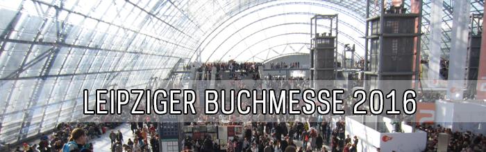 Leipziger Buchmesse 2016 Banner
