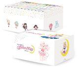 Springteufel/Neue Sailor Moon Manga-Sammelbox