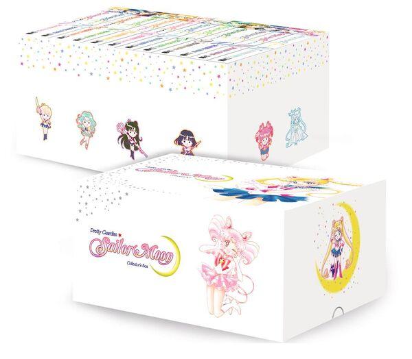 Sailor Moon Mangabox
