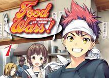 Food Wars (Crunchyroll)