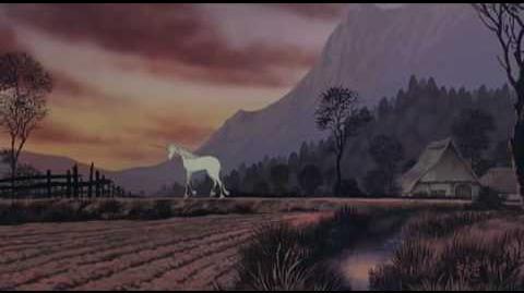 DAS LETZTE EINHORN (1982) - Deutscher Trailer