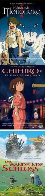 Ghibli Kinoerfolge