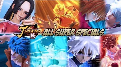 NargacugaFreak/J-Stars Victory - sich mit den beliebtesten Manga/Anime Charakteren die Köpfe einhauen