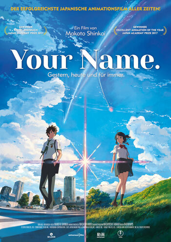 Your Name Poster