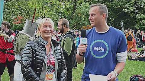 Interview mit Ulla Wagener auf der Connichi 2017