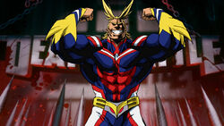 All Might Blog