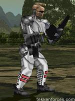 Prototype-Jack Bot (Shadow) (Tekken 1)