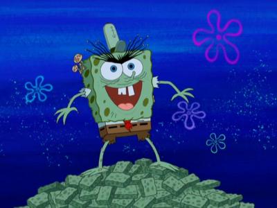 Monster Spongebob