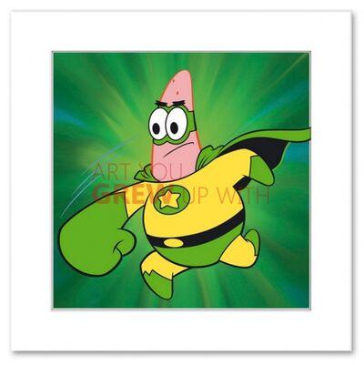 Superhero Patrick