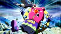 Natsu hits Jackpot