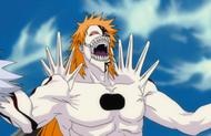 Ichigo becomes a Hollow again