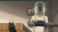 A Shocked Winry