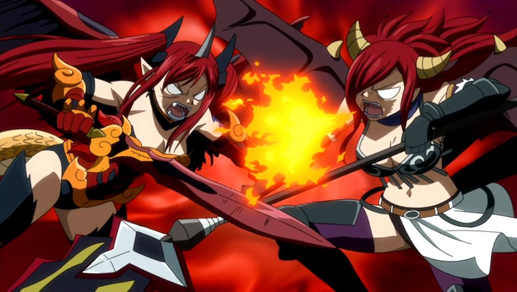 Erza vs. Erza (Episode)   Anime And Manga Universe Wiki ...