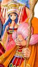Maya and Izaya by Oda