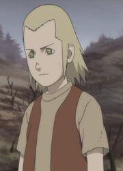 Temujin as a child