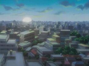 Karakura Town-1-