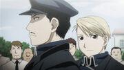 Roy and Riza Ending (2009 anime)
