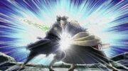 Sasuke Danzo Clash