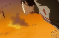 Ishida Chases a stranger