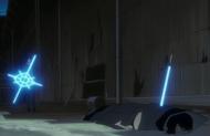 Uryu stands over Inaba