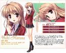 Haruna Yuki Profile