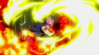 Crimson Exploding Lightning Edge