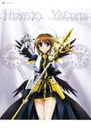 Hayate Yagami Poster