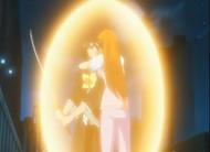 Orihime Saves Rukia
