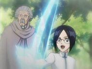 Ishida and his grandfather
